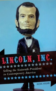 Lincoln Inc. - Book Cover