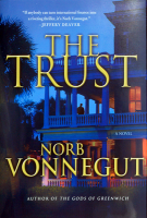 Book Publicity - The Trust